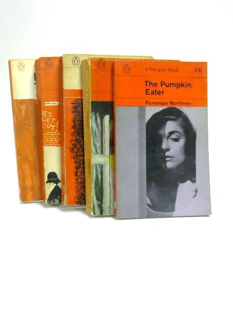 Set of 5 Penguin Classic Novels Vintage Paperbacks by Various