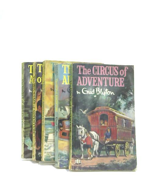 Set of 5 Enid Blyton Novels Vintage Paperbacks by Enid Blyton