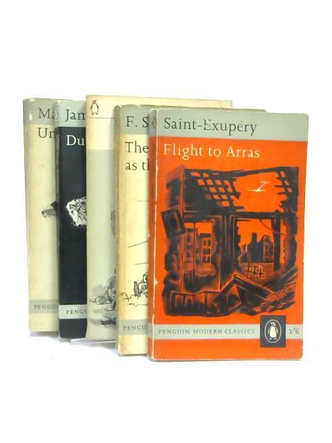 Set of 5 Penguin Modern Classics Vintage Paperbacks by Various