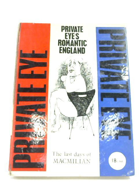 Private Eye's Romantic England By Booker