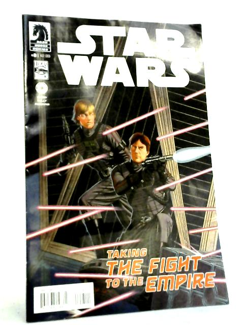 Star Wars No 8 August 2013 By Brian Wood et al