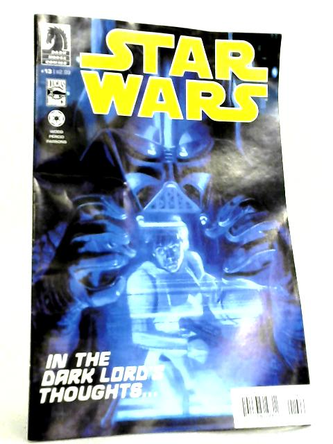 Star Wars No 13 January 2014 By Brian Wood et al