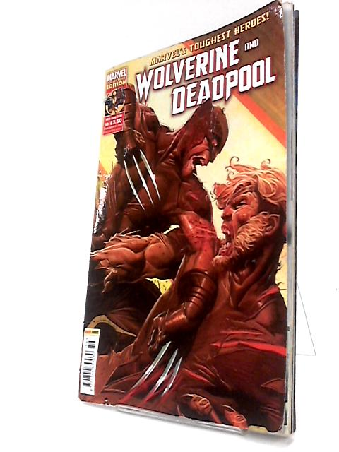 Wolverine and Deadpool, Vol. 2, #59, 18th June 2014 By Scott Gray