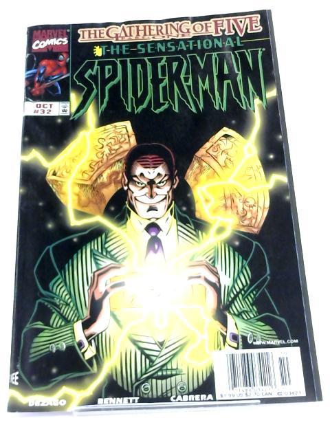Sensational Spider-Man #32 By Anon