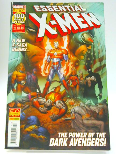 Essential X- Men: The Power of the Dark Avengers, Issue 15 By Scott Gray (edit)