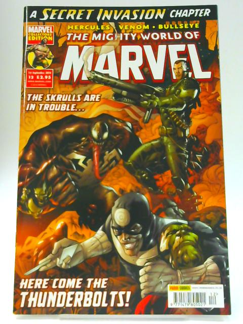 Mighty World of Marvel: Issue 12 By Brian Reed