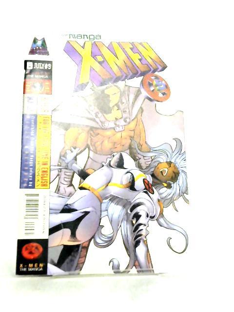 X-Men The Manga Vol 1 No 9 July 1998 By Reiji Hagihara et al