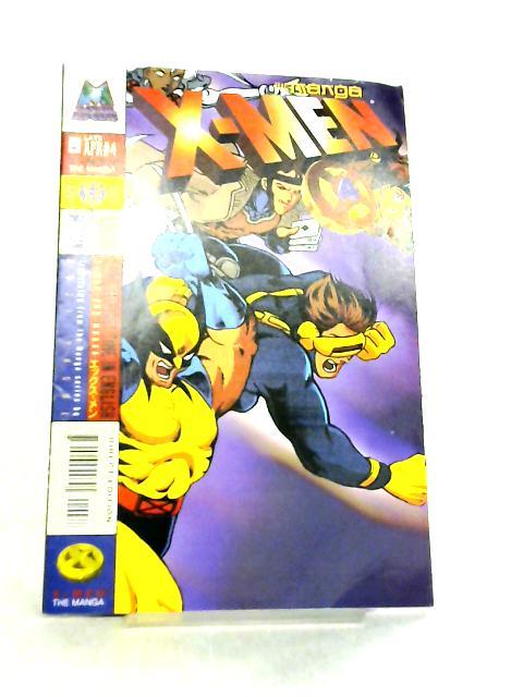 X-Men The Manga Vol 1 No 4 May 1998 By Koji Yasue et al