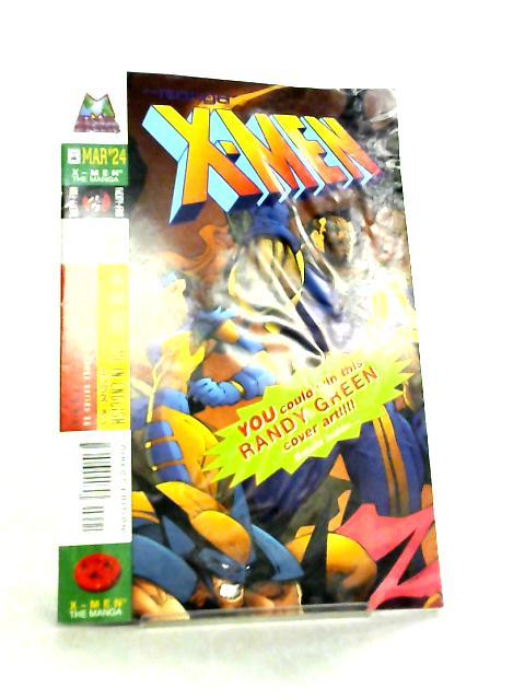 X-Men The Manga Vol 1 No 24 March 1999 By Hirofumi Ichikawa et al