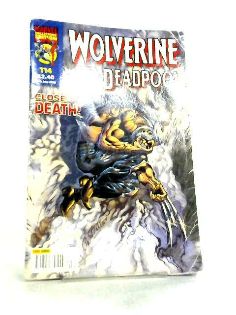 Wolverine and Deadpool No 114 July 2005 By Paul Jenkins et al