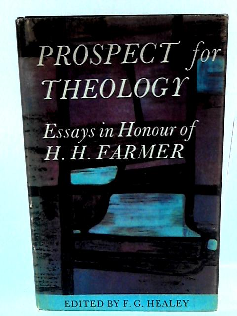 Computer Science Essays Prospect For Theology Essays In Honour Of Hhfarmer By Healey F G English Language Essay Topics also Thesis For A Persuasive Essay Prospect For Theology Essays In Honour Of Hhfarmer By Healey F  Term Paper Essays