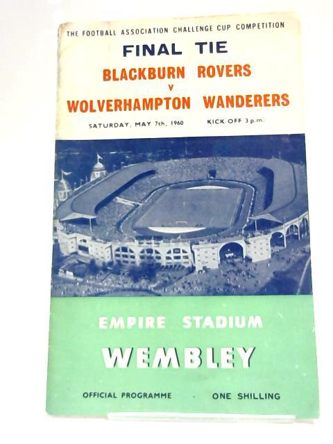 Blackburn v. Wolverhampton Wanderers FA Cup 1960 by Anon