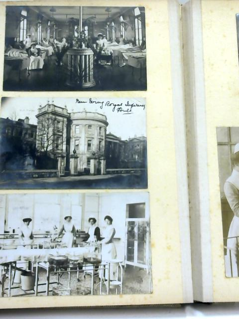 Approx. 30 Photos early 1900's Family & Hospitals by Anon