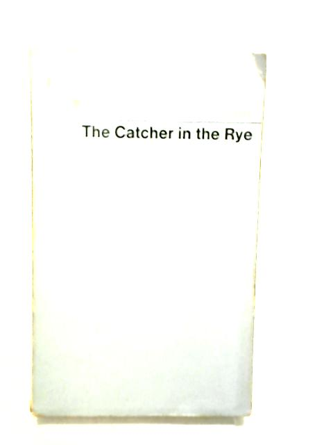 j d salinger used irony to confuse situations in the catcher in the rye In the catcher in the rye, the major themes reflect the values and motivations of the characters some of these themes are outlined in the following sections some of these themes are outlined in the following sections.