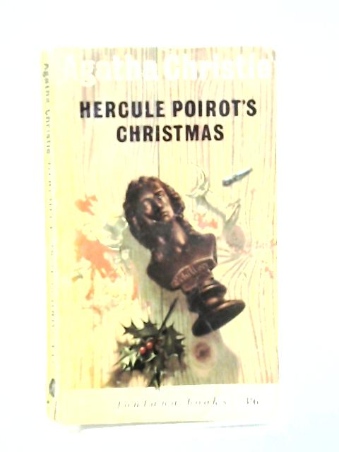 Hercule poirot christmas by Christie