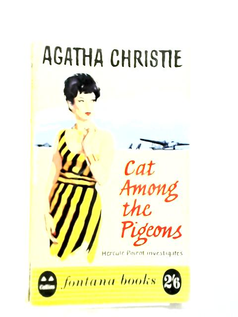 Cat Among the Pigeons by Christie, Agatha