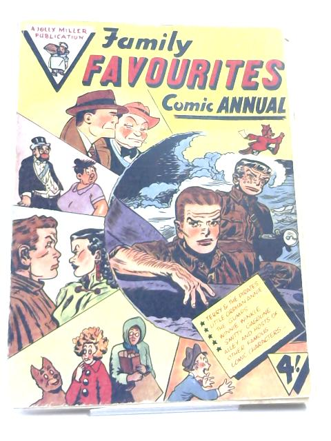 Family Favourites Comic Annual by Unknown