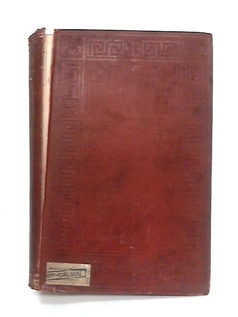 From Chaucer to Dunbar, (His English writers) By Morley, Henry
