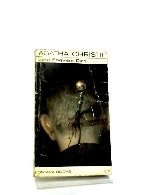 Lord Edgware Dies by Christie, Agatha