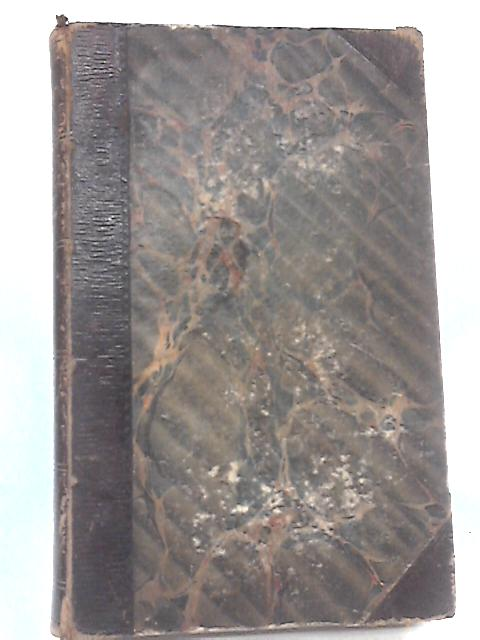 The Christian Miscellany And Family Visitor - for the year 1861 Vol VII By Anon