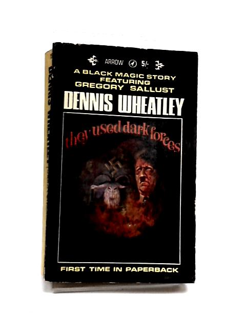 They used Dark Forces by Dennis Wheatley