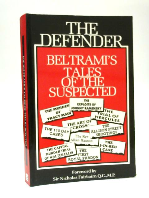 The Defender by Joseph Beltrami