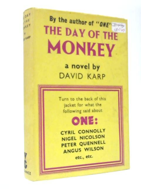 The Day of the Monkey by David Karp