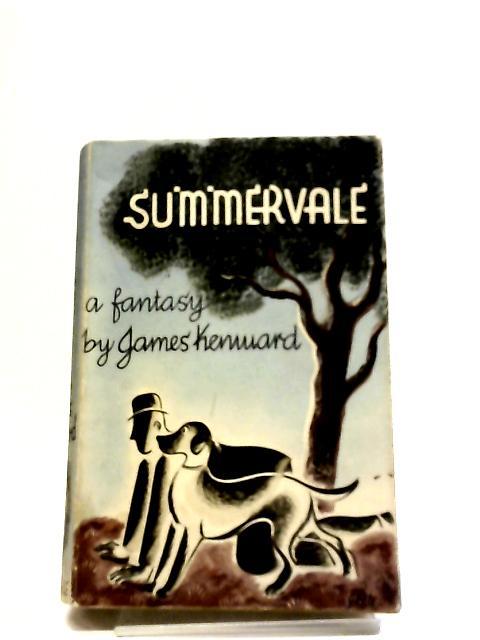 Summervale. A Fantasy by James Kenward