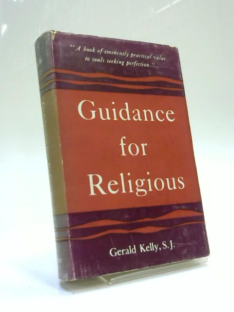 Guidance for Religious by Gerald Kelly