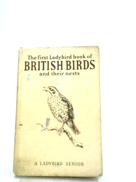 The First Ladybird Book of British Birds and Their Nests by Brian Vesey-Fitzgerald