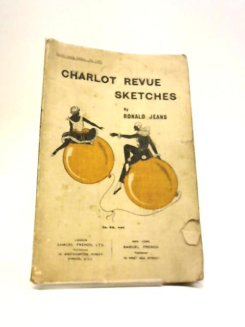 Charlot Revue Sketches by Jeans Ronald