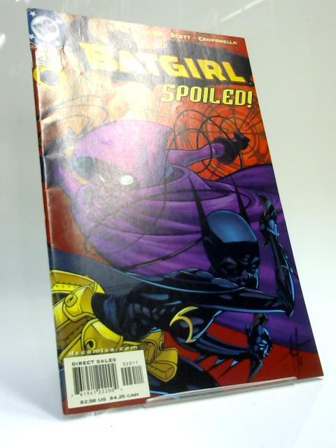 Batgirl spoiled No 20 by Dixon, Scott, Campanella