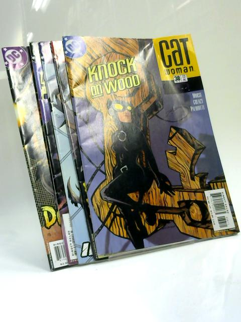 Cat Woman Issues 38 - 42 by Various