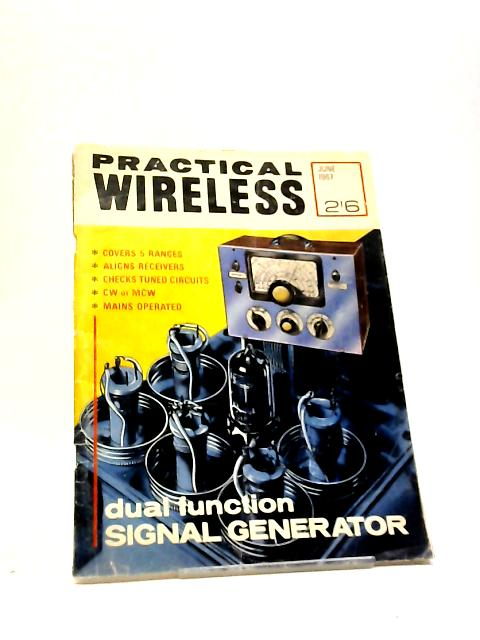 Practical Wireless by Various