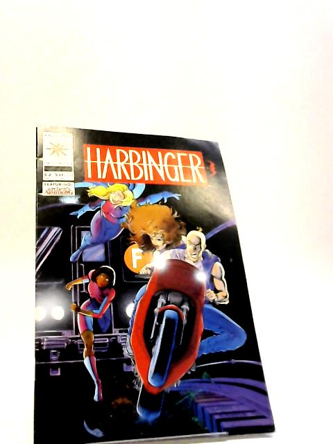 Harbinger Vol. 1 No.22 October 1993 By Maurice Fontenot