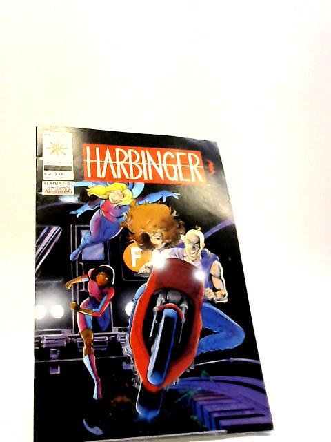 Harbinger Vol. 1 No.22 October 1993 by Maurice Fontenot