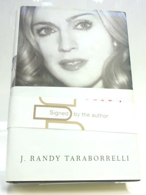 Madonna By J. Randy Taraborrelli