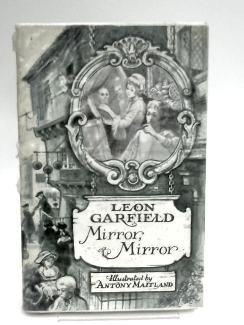 Mirror, Mirror by Garfield, Leon