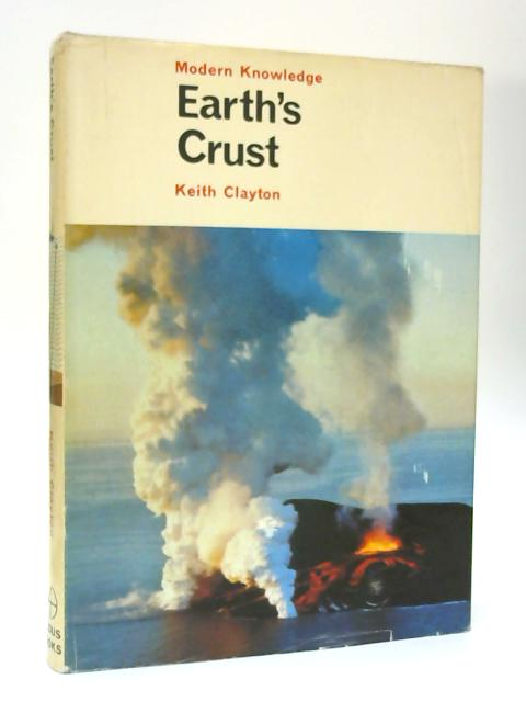 Earths Crust by Keith Clayton