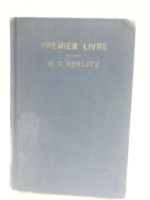 Premier Livre by Berlitz