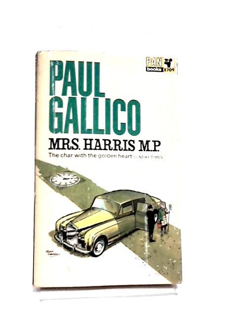 Mrs. Harris M.P. by P. Gallico