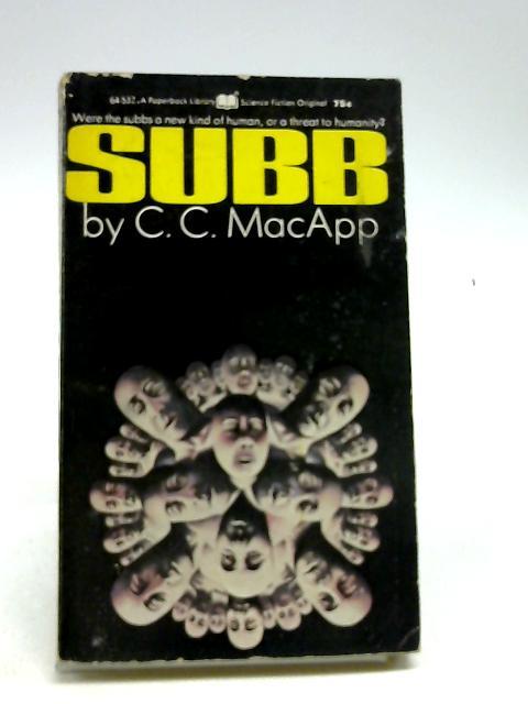 SUBB by C. C. MacApp