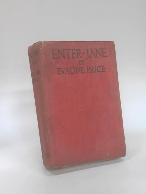 Enter Jane by Evadne Price