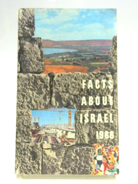 Facts About Israel 1966 By Misha Louvish (edit)