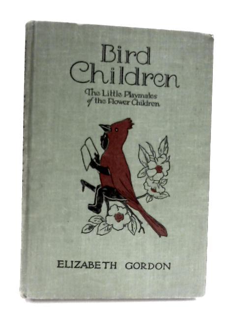 Bird children by Gordon