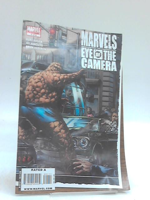 Marvels eye of the camera No. 1 of 6 by Busiek