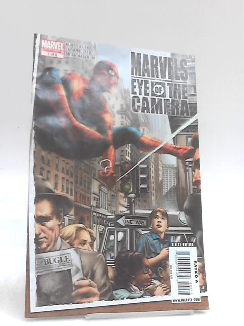 Marvels eye of the camera No. 2 of 6 by Busiek
