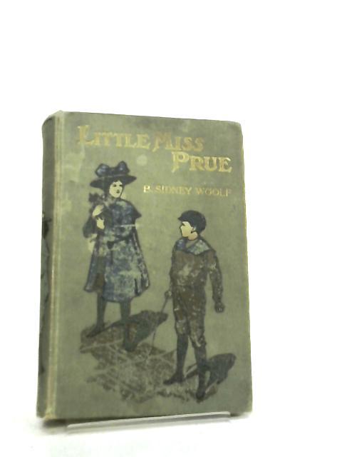 Little Miss Prue by Bella Sidney Woolf