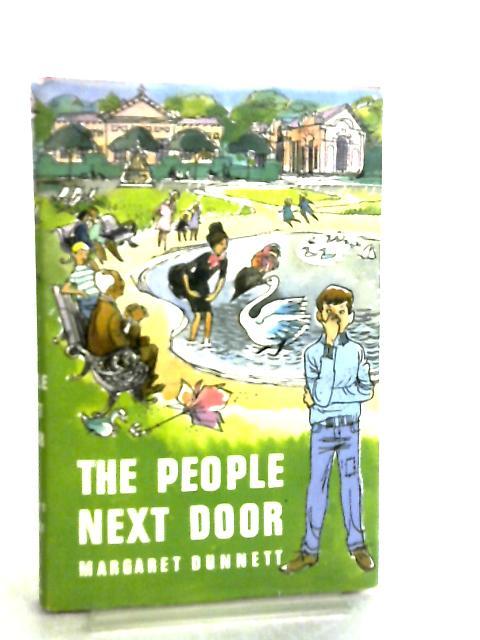 The People Next Door by Margaret Dunnett