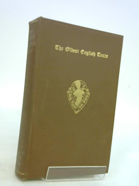 Oldest English Texts by H.Sheep